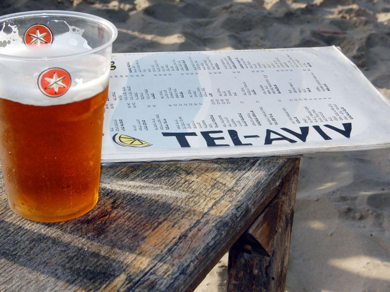 Tel Aviv Beach Restaurants