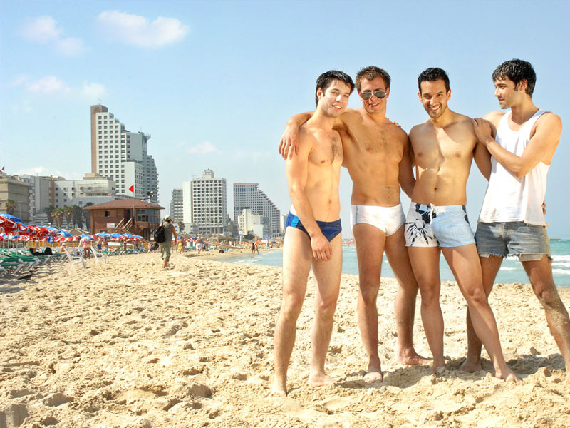 from Conner gay cruising tel aviv