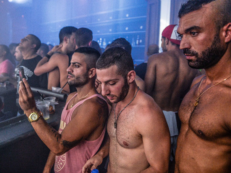 Gay life in israel